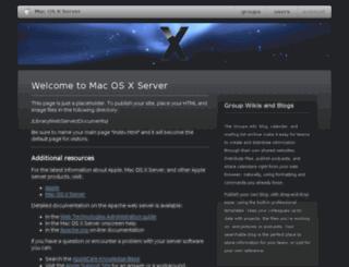 blogs.hawthorn73.org screenshot