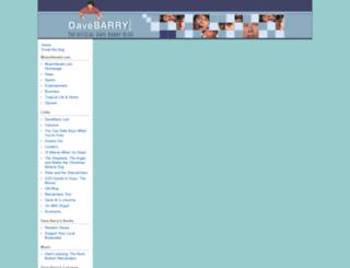 blogs.herald.com screenshot