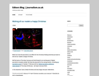 blogs.journalism.co.uk screenshot