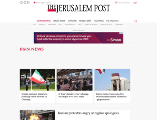 blogs.jpost.com screenshot