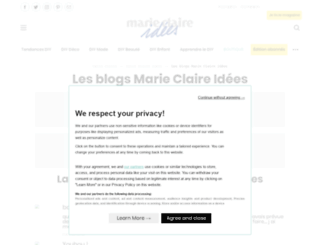 blogs.marieclaireidees.com screenshot