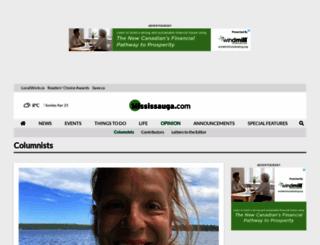 blogs.mississauga.com screenshot