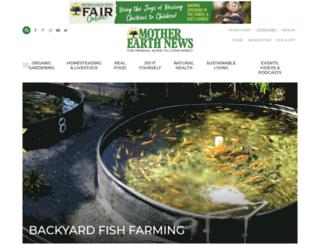 blogs.motherearthnews.com screenshot
