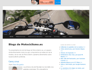 blogs.motociclismo.es screenshot