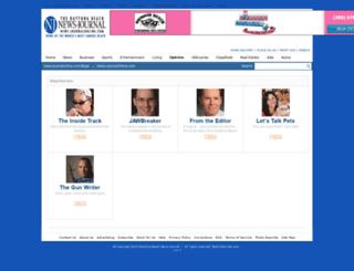 blogs.news-journalonline.com screenshot