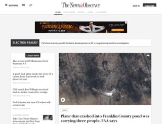 blogs.newsobserver.com screenshot