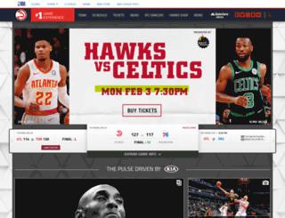 blogs.pacers.com screenshot