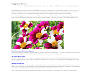 blogs.portfoliobox.me screenshot
