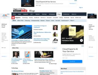 blogs.siliconindia.com screenshot
