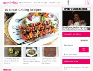blogs.spryliving.com screenshot