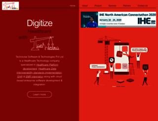 blogs.technicise.com screenshot