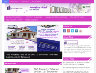 blogs.tgsproperty.com screenshot