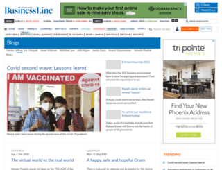 blogs.thehindubusinessline.com screenshot