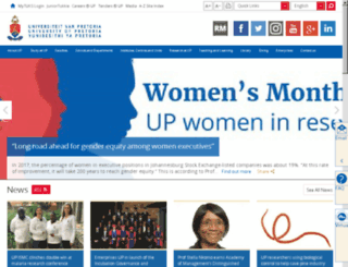 blogs.up.ac.za screenshot