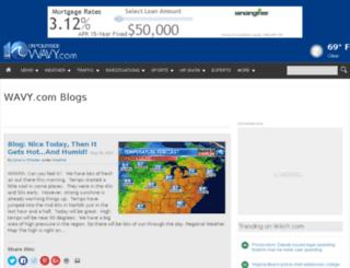 blogs.wavy.com screenshot