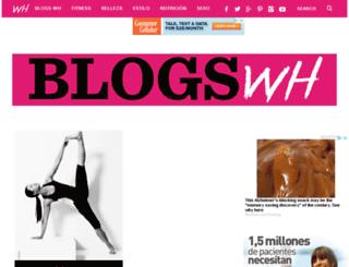 blogs.womenshealth.es screenshot