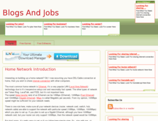 blogsandjobs4u.blogspot.com screenshot