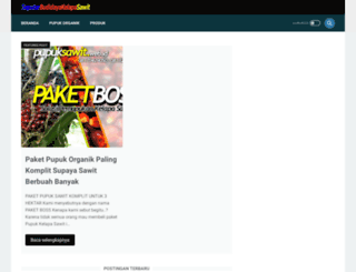 blogseputarsawit.blogspot.co.id screenshot