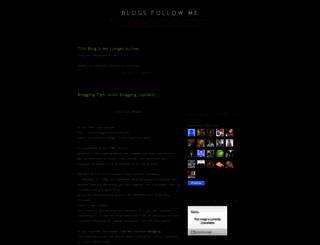 blogsfollowme.blogspot.com screenshot