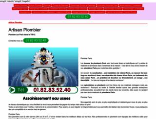 blogspace.fr screenshot