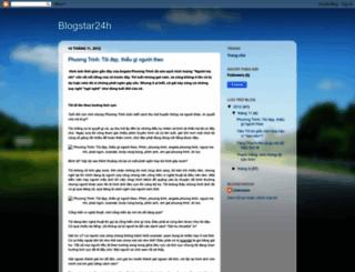 blogstar24h.blogspot.com screenshot