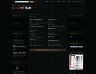 blogsthatfollow.com screenshot