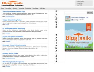blogtasik.com screenshot