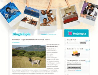 blogtelopia.co.uk screenshot