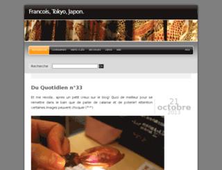 blogtokyo.fr screenshot
