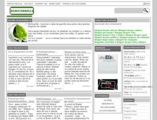 bloguerrilla.ro screenshot