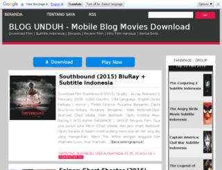 blogunduh.mywapblog.com screenshot