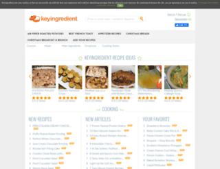 blogy.keyingredient.com screenshot