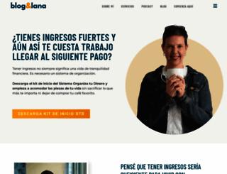 blogylana.com screenshot
