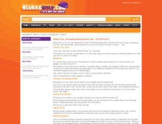 blokesonly.co.uk screenshot