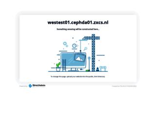 blokhut-stunter.nl screenshot