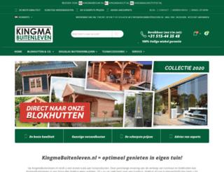 blokhuttengoedkoop.nl screenshot