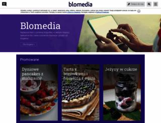 blomedia.pl screenshot