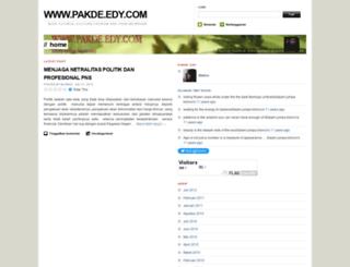 blonco.wordpress.com screenshot