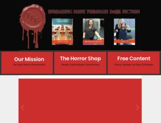 bloodboundbooks.net screenshot