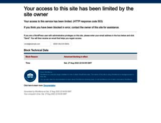 bloodclans.com screenshot