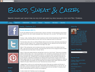 bloodsweatcarbs.blogspot.com screenshot