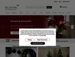bloom.uk.com screenshot