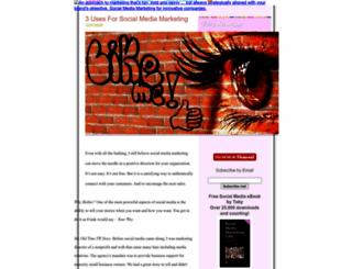 bloombergmarketing.blogs.com screenshot