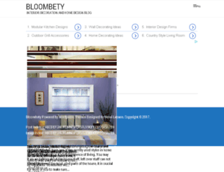 bloombety.com screenshot