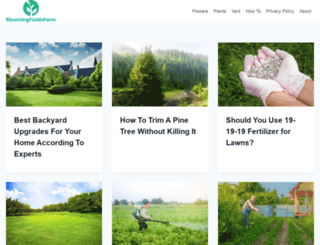 bloomingfieldsfarm.com screenshot