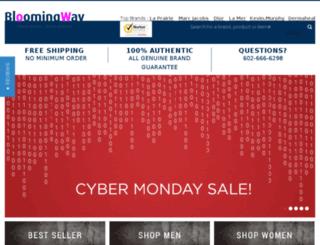 bloomingway.com screenshot