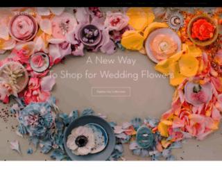 bloominous.com screenshot