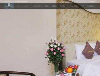 bloomsaigonhotel.com screenshot