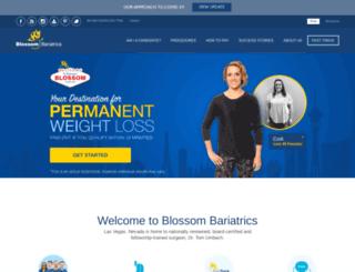 blossombariatrics.com screenshot