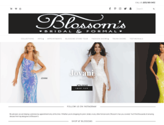 blossomsdress.com screenshot